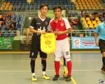 Trận ra quân đầu tiên của đội bóng Ô Tô Minh Nguyệt gặp Imexco Mỹ Hạnh Vĩnh Long
