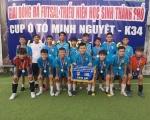 Giải Bóng đá Futsal  Cup Ô Tô Minh Nguyệt - K34 lần 15 năm 2019