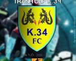 Giải Bóng đá Futsal Thiếu niên U17 PA_ Cup Ô tô Ô Tô Minh Nguyệt - K34 lần 1- 2018